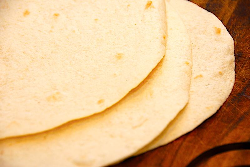Tortilla pandekager